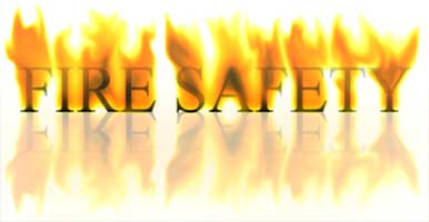 Fire safety in your home