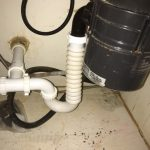 accordion fitting and clogged drains