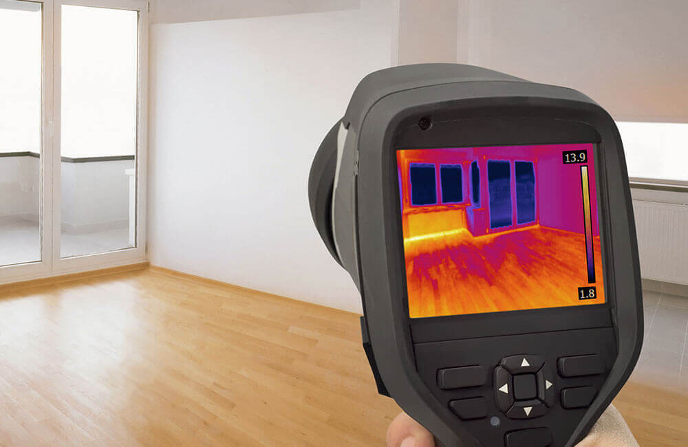 Thermal Imaging During Home Inspections