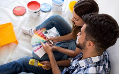 4 Winter Home Improvement Projects to Improve Your Home's Interior