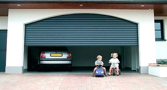 Garage Door Safety Features