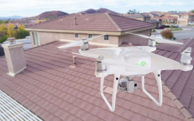 Hire an Inspector Who Uses Drones in Home Inspections