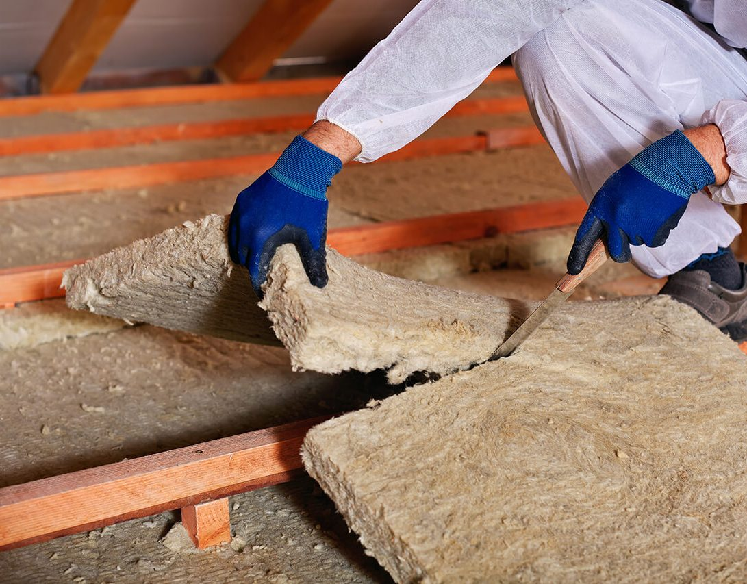 quality insulation is important when building an energy-efficient home
