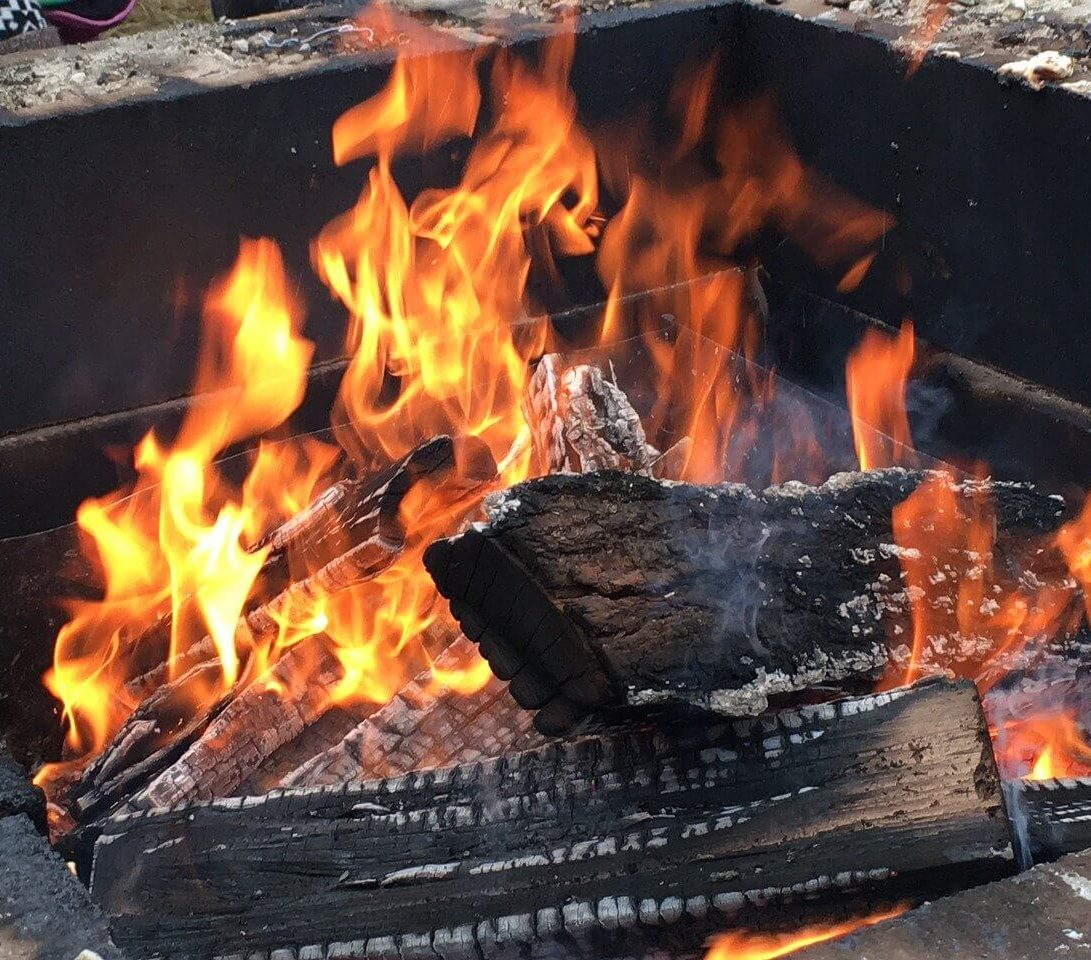 Practice Fire Pit Safety this Fall